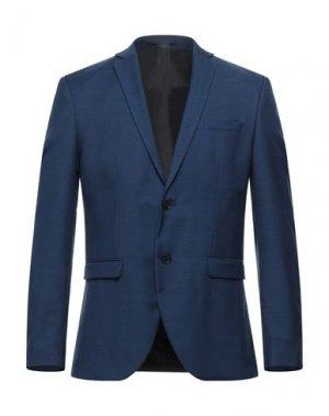 Пиджак JACK & JONES. Цвет: грифельно-синий