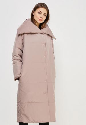 Куртка утепленная C.H.I.C.. Цвет: бежевый