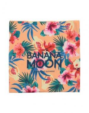 Пляжное полотенце BANANA MOON. Цвет: абрикосовый