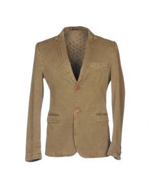 Пиджак ITALIANS GENTLEMEN. Цвет: песочный