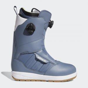 Сноубордические ботинки Response 3MC ADV Originals adidas. Цвет: белый