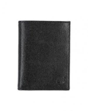 Бумажник TIMBERLAND. Цвет: черный
