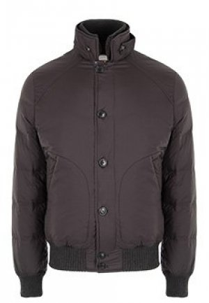 Куртка CORTIGIANI. Цвет: коричневый