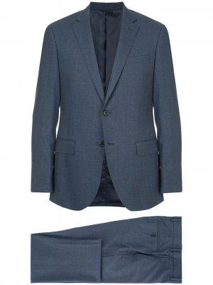 Durban классический костюм D'urban. Цвет: синий