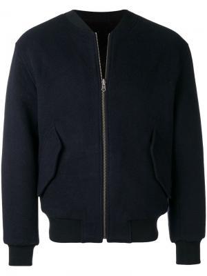 Куртка-бомбер с меховой подкладкой Liska