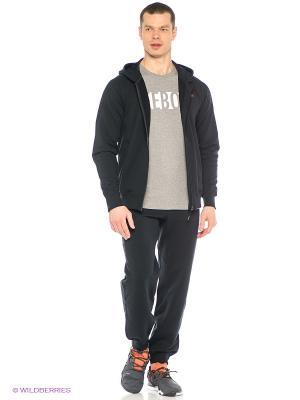 Спортивный костюм FT SUIT CIS Reebok. Цвет: черный