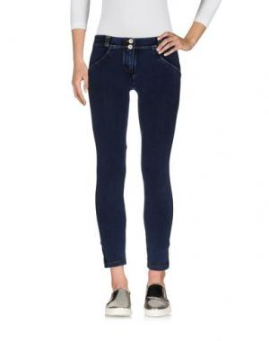 Джинсовые брюки-капри FREDDY WR.UP®. Цвет: синий