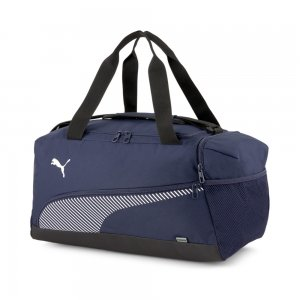 Сумка Fundamentals Sports Bag PUMA. Цвет: синий