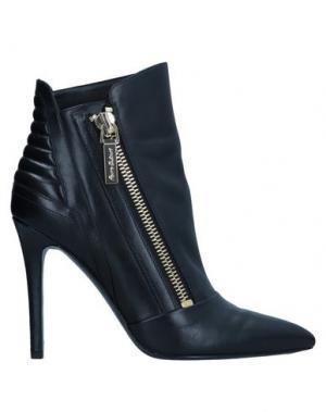 Полусапоги и высокие ботинки PIERRE BALMAIN. Цвет: черный