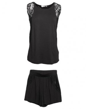 Пижама FEMILET. Цвет: черный