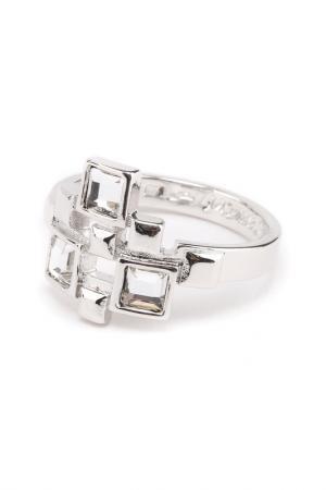 Кольцо Jenavi. Цвет: серебряный