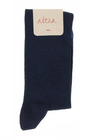Носки Altea. Цвет: синий
