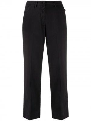 Укороченные брюки чинос American Woolrich. Цвет: черный