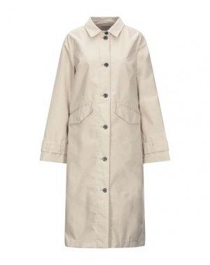 Легкое пальто STUTTERHEIM. Цвет: бежевый