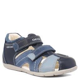 Сандалии B7250C темно-синий GEOX