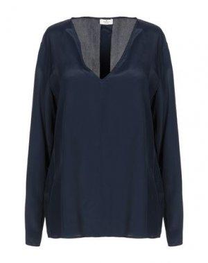 Блузка REBEL QUEEN by LIU •JO. Цвет: темно-синий