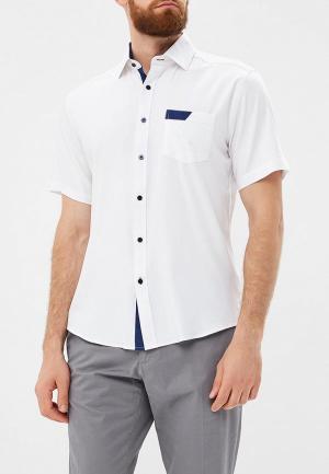 Рубашка Hansgrubber. Цвет: белый