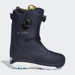 Сноубордические ботинки Acerra 3ST ADV Originals adidas. Цвет: серебристый