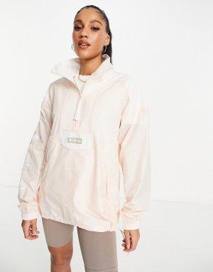 Розовая куртка анорак Santa Ana – эксклюзивно для ASOS-Розовый цвет Columbia