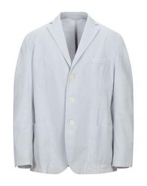 Пиджак BRIAN HAMILTON. Цвет: светло-серый