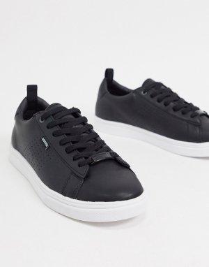 Черные классические кроссовки -Черный Lambretta