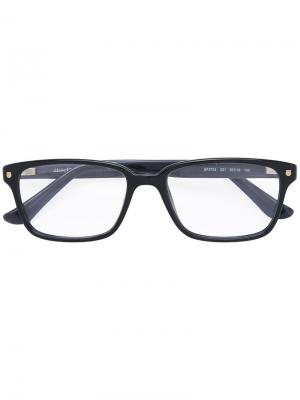 Square frame glasses Salvatore Ferragamo Eyewear. Цвет: чёрный