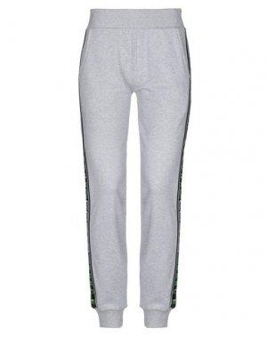 Повседневные брюки CUSTO BARCELONA. Цвет: светло-серый