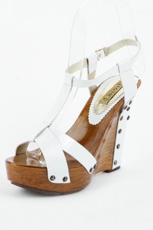 Туфли Gioie Italiane. Цвет: белый