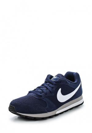 Кроссовки Nike Mens MD Runner 2 Shoe. Цвет: синий