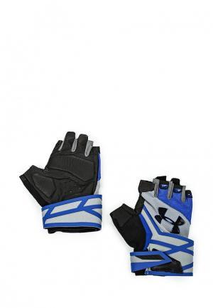 Перчатки для фитнеса Under Armour UA Resistor Mens. Цвет: черный