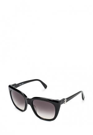 Очки солнцезащитные Max&Co MAX&CO.293/S 807. Цвет: черный