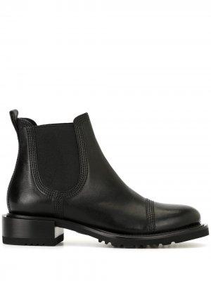 Ботинки челси Premiata. Цвет: черный