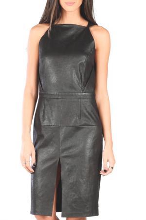 Платье Joins. Цвет: черный