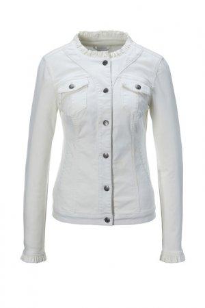Куртка джинсовая Madeleine. Цвет: wollweis