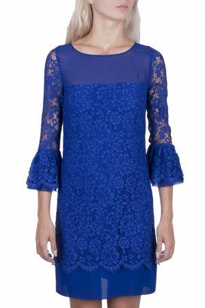 Платье D.Exterior. Цвет: мультицвет