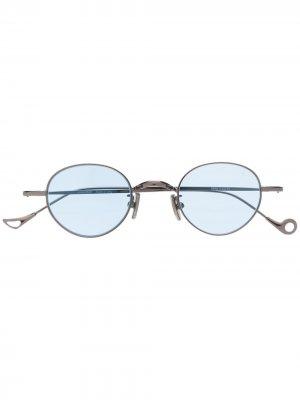 Солнцезащитные очки Sean C32 Eyepetizer. Цвет: серебристый