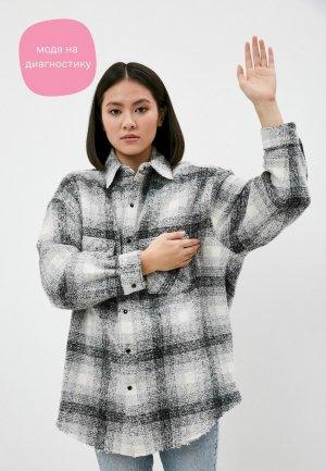 Рубашка Iro. Цвет: разноцветный