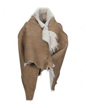 Куртка 10SEI0OTTO. Цвет: верблюжий