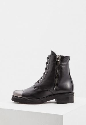 Ботинки Baldinini BA097AWCEGM8. Цвет: черный