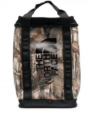 Рюкзак с логотипом The North Face. Цвет: нейтральные цвета