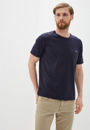 Футболка домашняя Boss Mix&Match T-Shirt R. Цвет: синий