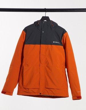 Утепленная куртка Horizon Explorer-Зеленый Columbia