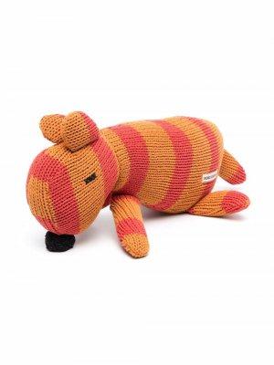 Мягкая игрушка Cat Bobo Choses. Цвет: оранжевый