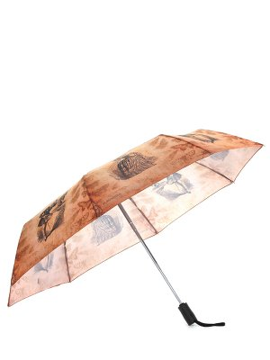 Зонт-автомат складной ELEGANZZA. Цвет: разноцветный