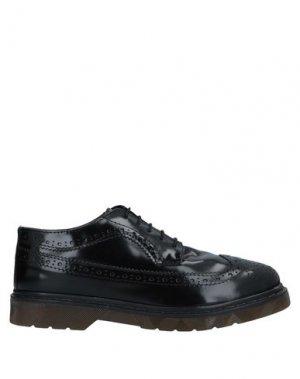Обувь на шнурках CINTI. Цвет: черный