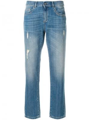 Зауженные к низу джинсы Ash