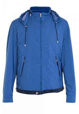 Куртка COLOMBO. Цвет: синий