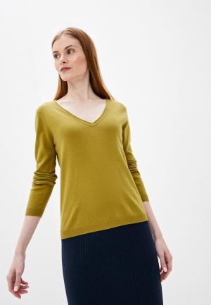 Пуловер Rodier. Цвет: хаки