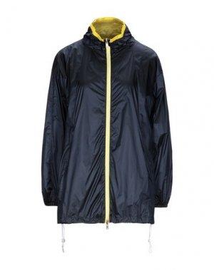 Куртка PEOPLE OF SHIBUYA. Цвет: стальной серый