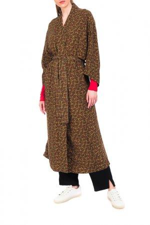Cardigan American Vintage. Цвет: brown